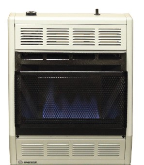 Empire Blue Flame Propane Heater with Thermostat