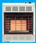 18,000 BTUs Infrared Vent-Free Heater w/Thermostat